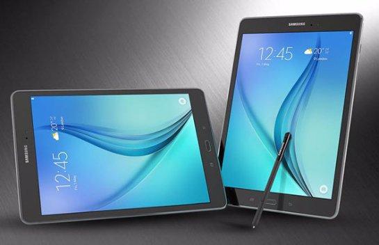 Samsung продемонстрировала новый планшет Galaxy Tab A Plus