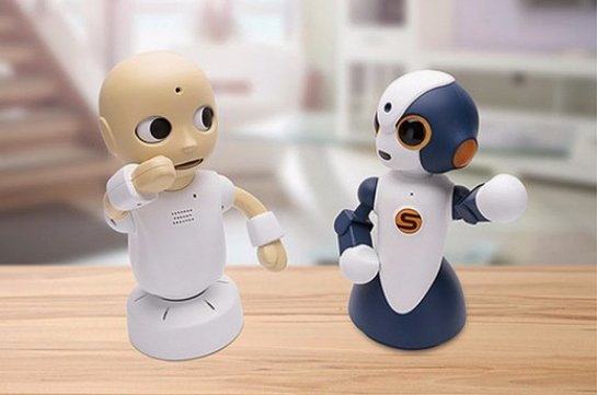 Японских роботов научили следить за человеческим здоровьем