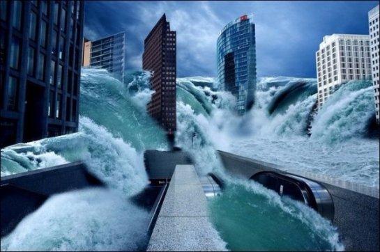 По словам ученых, человечеству грозит Всемирный потоп