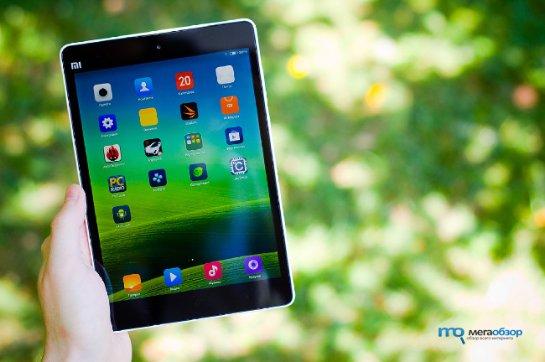 Китайская компания Xiaomi выпустила новый планшет
