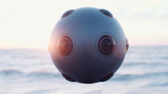 Компания Nokia выпустила камеру виртуальной реальности