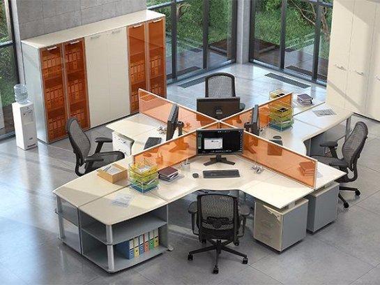 Качественная мебель для персонала – залог успешной работы