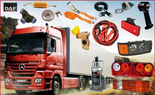 Всё про аксессуары для автомобилей и грузовиков