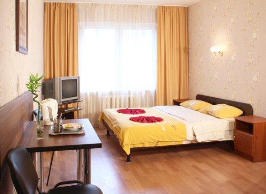 Красивый интерьер в современных отелях Киева