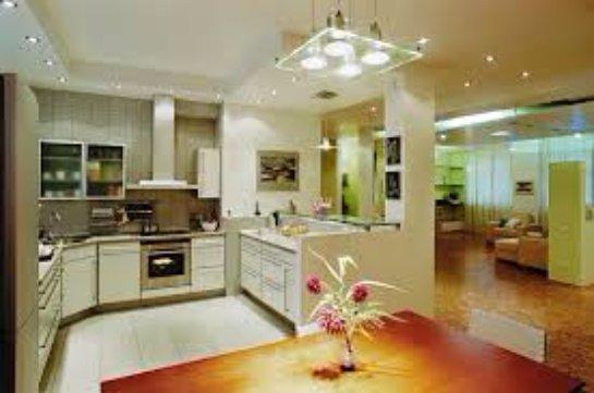 Светильники для кухни – галогеновые или светодиодные?
