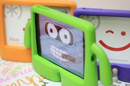 Детские защитные чехлы для iPad