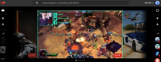 Стартует новый игровой сервис YouTube Gaming