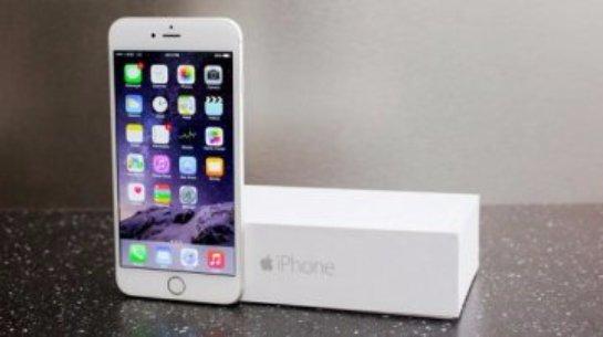 Американская корпорация Apple отозвала партию смартфонов iPhone 6 Plus