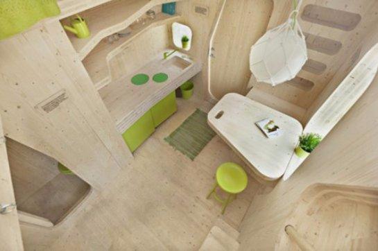 Создан «умный» домик для молодежи