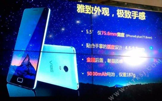 Lenovo презентовала новый смартфон-долгожитель Vibe Р1