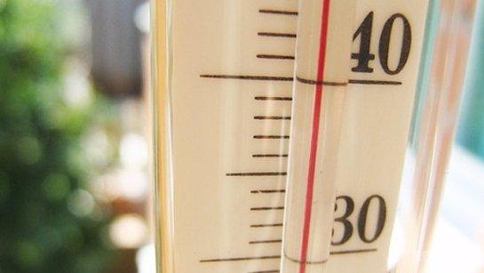 В этом году лето самое жаркое за всю историю