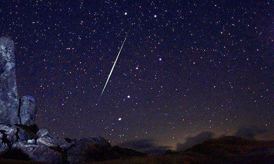 12 августа произойдет самый красивый звездопад в 2015 году