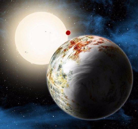 В NASA нашли планету похожую на Землю