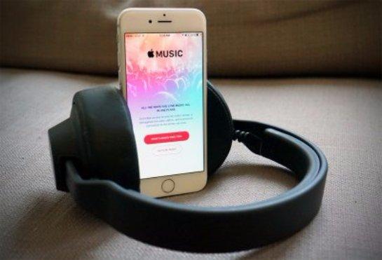 Названо точное количество пользователей Apple Music
