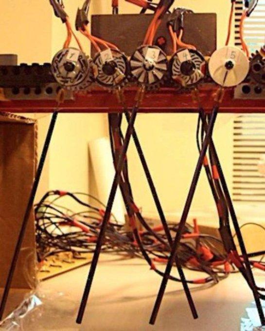 Исследователи создали «электронные усы» для роботов