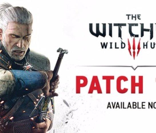 Стало известно о выходе нового патча для The Witcher 3: Wild Hunt