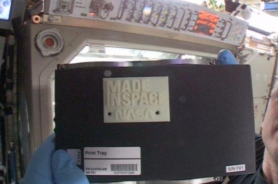 Разработан уникальный 3D-принтер для открытого космоса