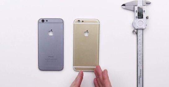 Американская корпорация Apple укрепила корпус iPhone 6s