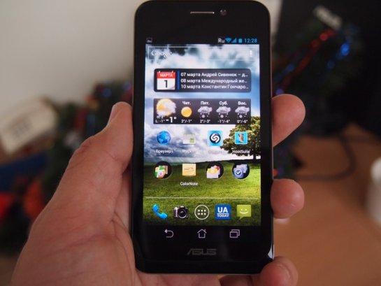 ASUS — тайваньский производитель смартфонов  №1