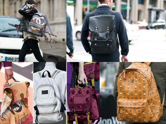 Какие рюкзаки в моде 2015 года?