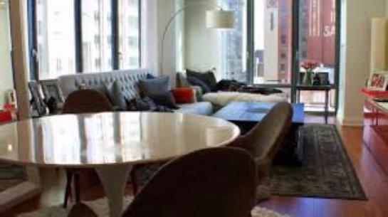 Спрос на квартиры с двумя спальнями в Нью-Йорке