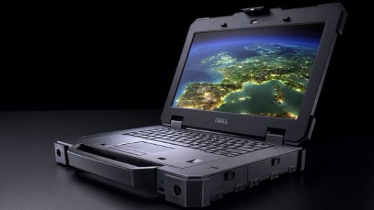 Что может новый защищённый планшет от Dell