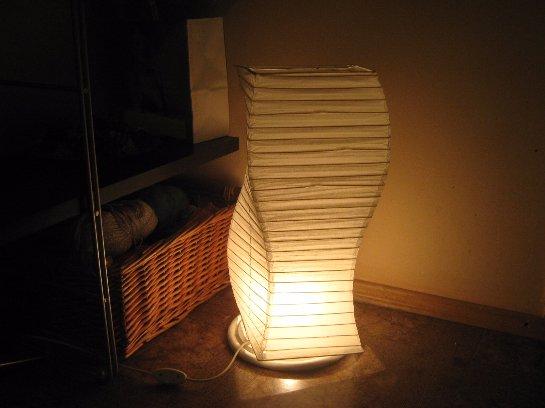 О напольных светильниках
