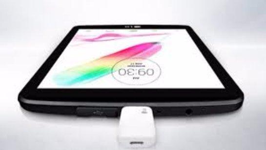 LG презентовала новый планшет G Pad 2 8.0