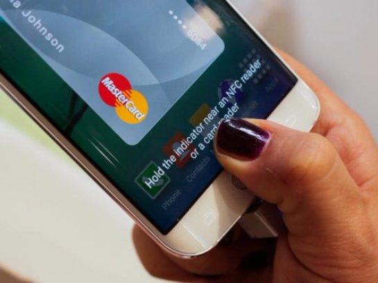 Samsung запускает собственный платежный сервис