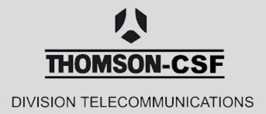 Фирма Томпсон CSF и ее продукция