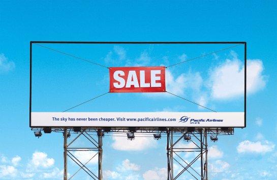 Наружная реклама, или как быстро популяризовать свой бизнес