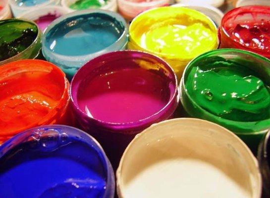 Выбираем водную краску