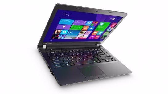 Вышли в продажу ноутбуки Lenovo IdeaPad 100