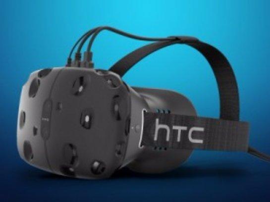 HTC Vive появится в продаже лишь в 2016