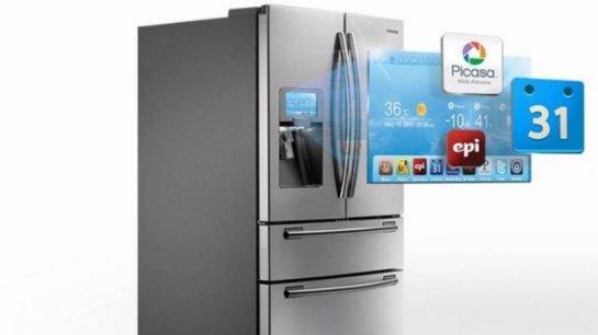 Хакеры взломали холодильник