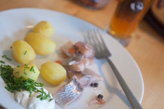 Чем насытиться и что попить в Швеции?