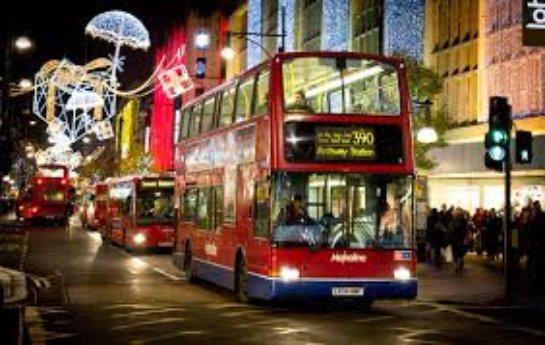 Чем заняться в Лондоне в канун Рождества?