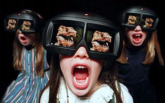 Всё о 3d очках