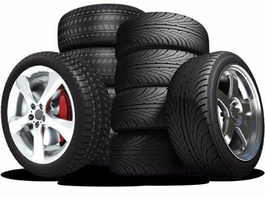 Новые шины для старого автомобиля