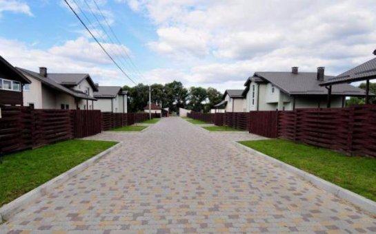 Экологические коттеджные поселки Украины и России