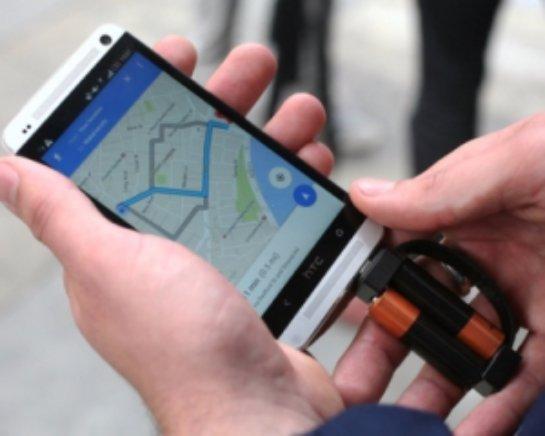 Лондонские дизайнеры изобрели «экстра-зарядку» для смартфонов