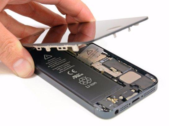 Причины и основные этапы замены стекла на iPhone 5s