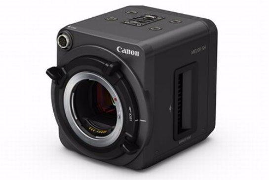 Компания Canon придумала камеру, способную снимать видео в полной темноте