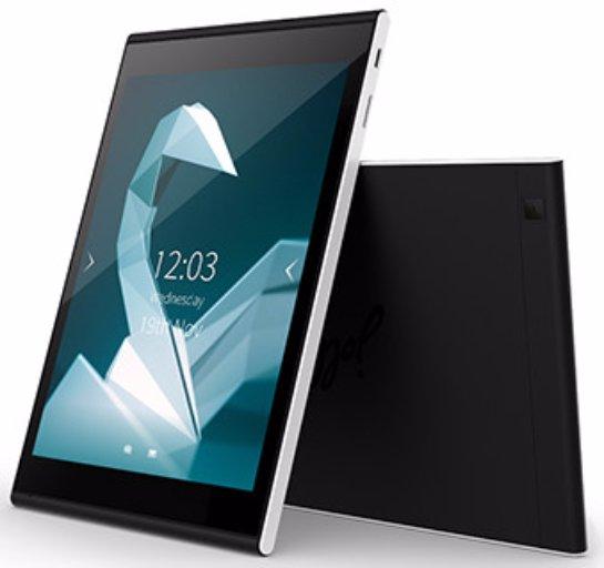 Появилась возможность заказать новый планшет Jolla Tablet