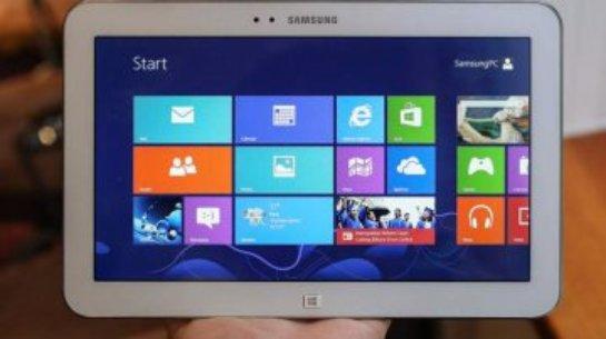 Samsung готовит новый планшет