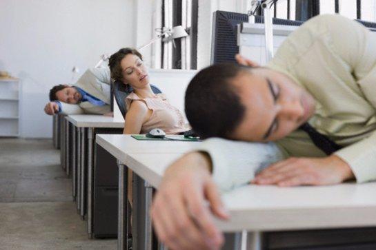 Ученые заявили, что офисная работа должна начинаться с 10 часов