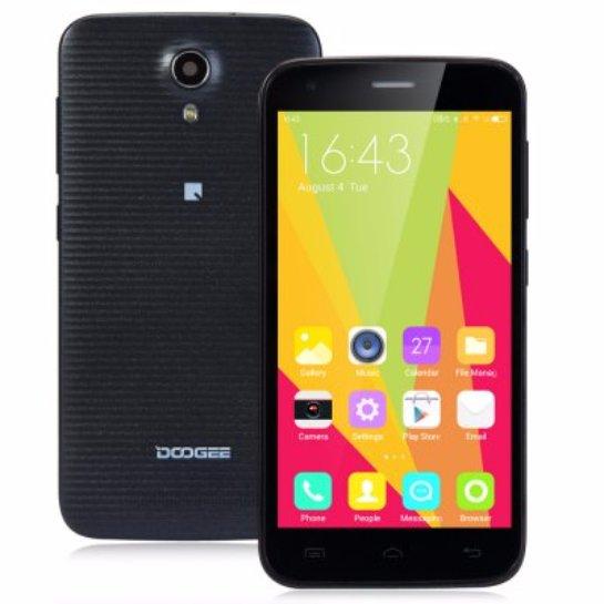 Смартфон Doogee Y100 доступен для покупки