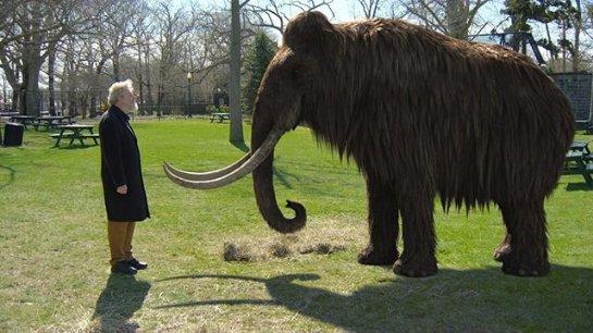 В Якутии намерены клонировать вымерших животных