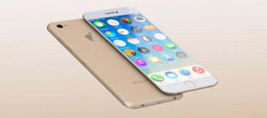 Компания Apple готовит к выпуску ультратонкий iPhone 7