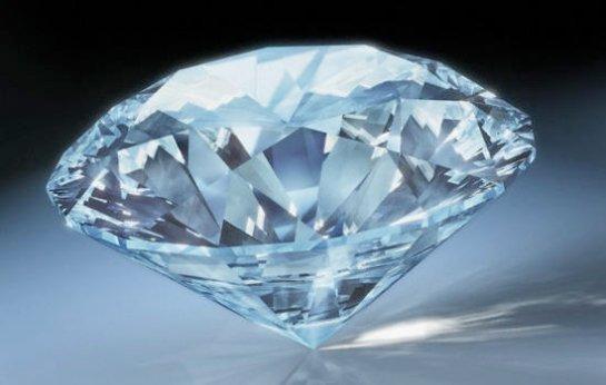 Алмаз – символ чистоты и невинности